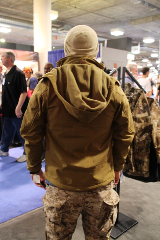 OPS SHELL JACKET
